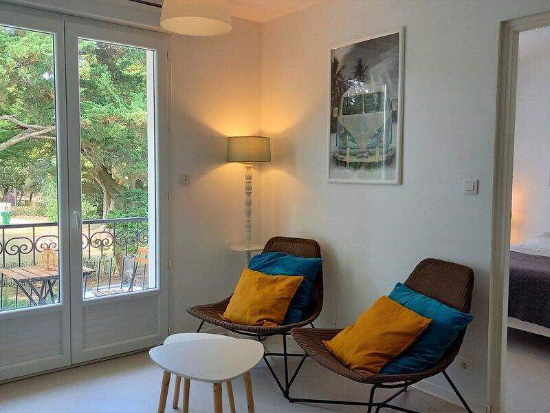 LOCATION APPARTEMENT DE VACANCES NOTRE DAME DE MONTS, holiday rental in La Barre-de-Monts