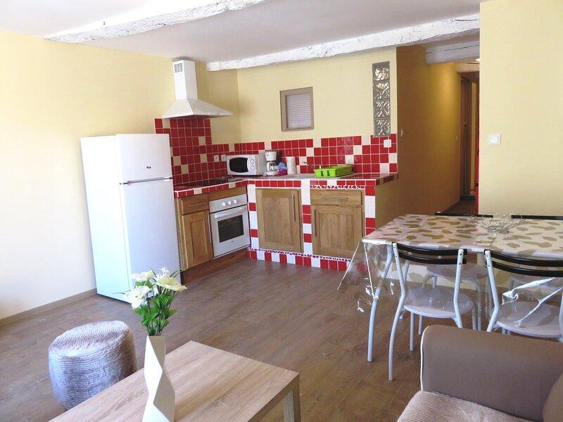 Gîte 2 pièces 36 m2 Basses Gorges du Verdon, location de vacances à Artignosc-sur-Verdon