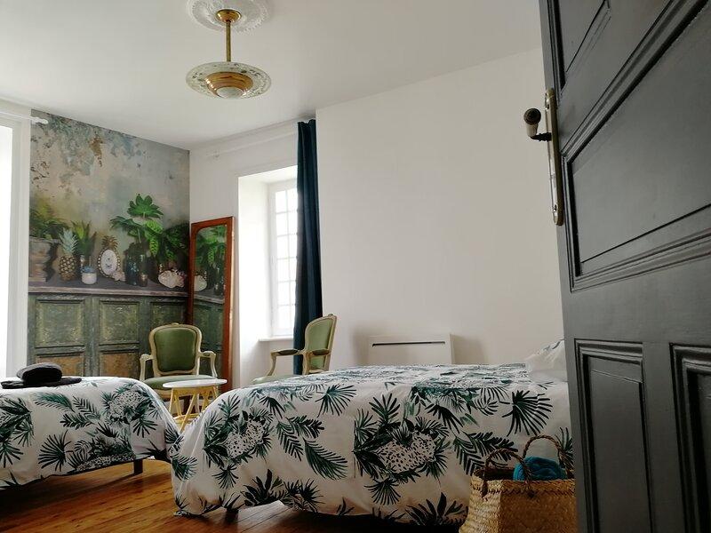 le gîte du fou à seulement 13 mn du parc du puy du fou logement 8 personnes., holiday rental in Saint-Mesmin