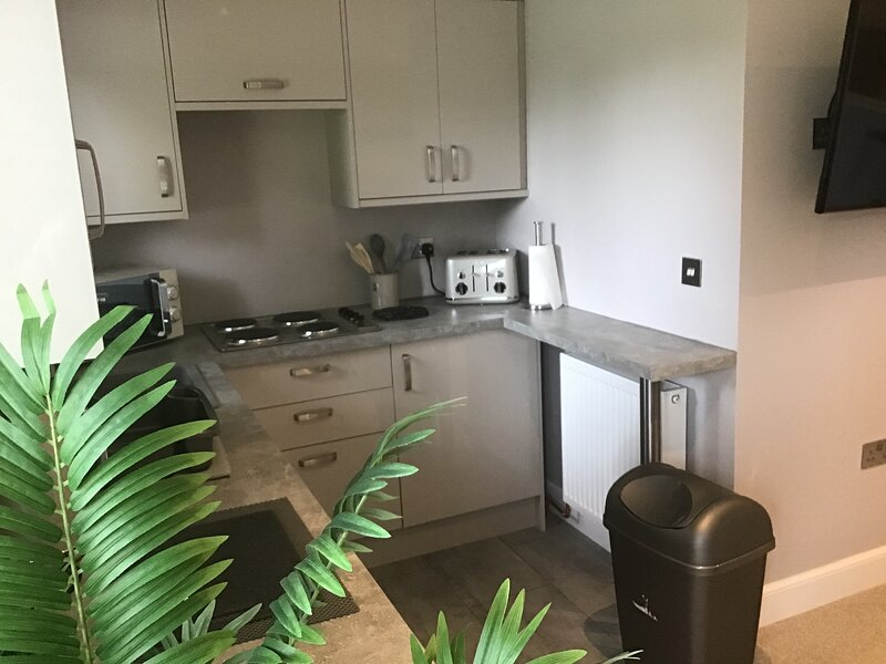 Beautiful and cosy Apartment, Edinburgh, Scotland, holiday rental in Kirknewton