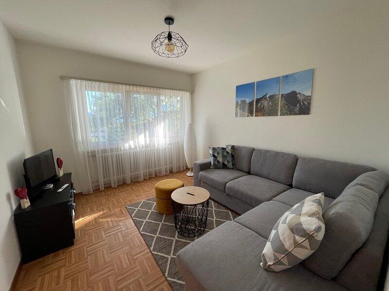 2.5 Apartment in Gordola, Switzerland, location de vacances à Contone