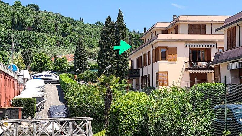 Appartamento Magic in Residence Favola Bella, holiday rental in Bardolino