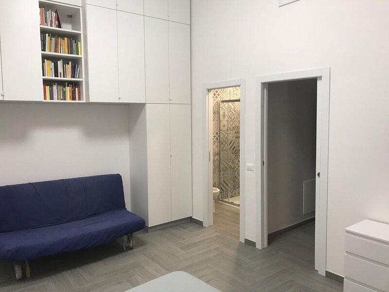 Appartamento con Giardino Privato a Pescara Centro, vacation rental in Pescara