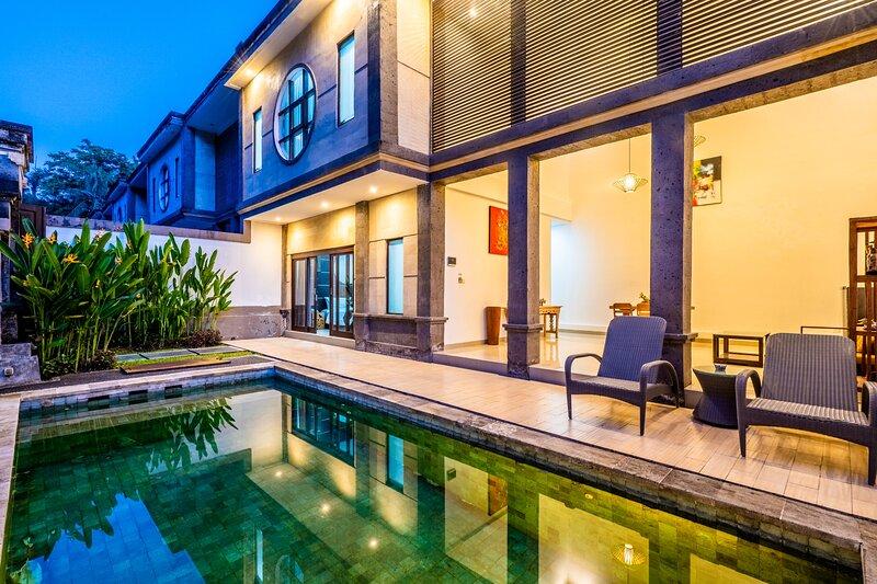 Full Moon Villa Ubud - 2bdr with Private pool, location de vacances à Mas