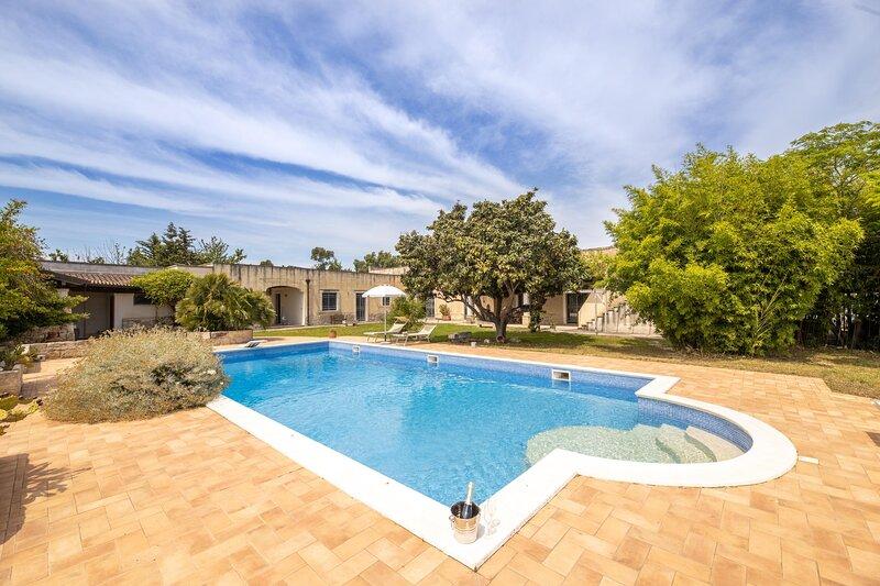Masseria Bosci - Lecce, vacation rental in Arnesano