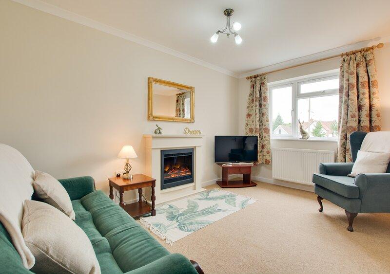 Annexe at No.10, casa vacanza a Burnham Deepdale