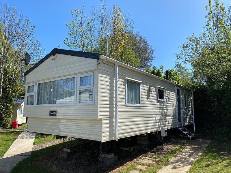 Valleys Rest, Coghurst Hall Holiday Park, Hastings, vacation rental in Pett