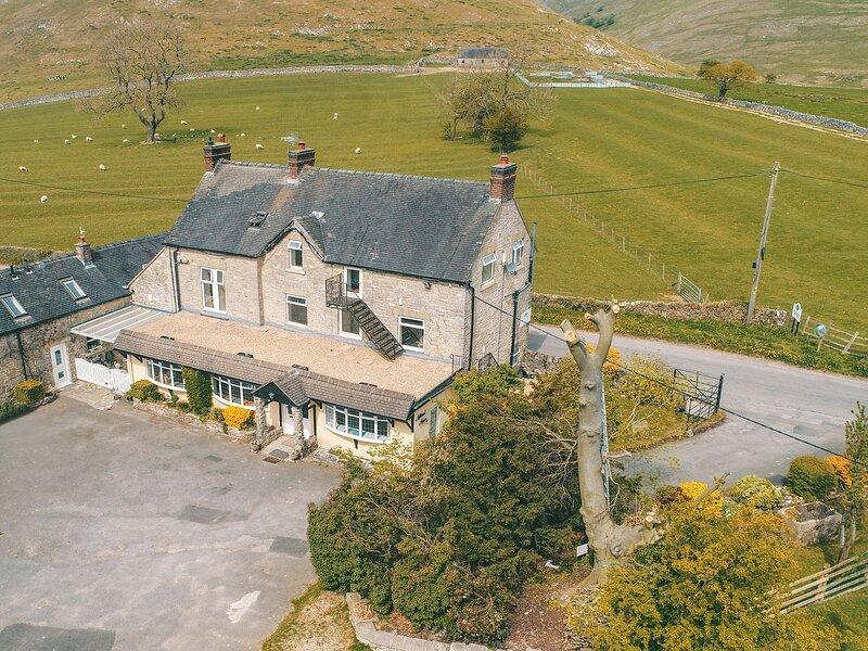 Hillcrest House, Ashbourne, location de vacances à Stanton