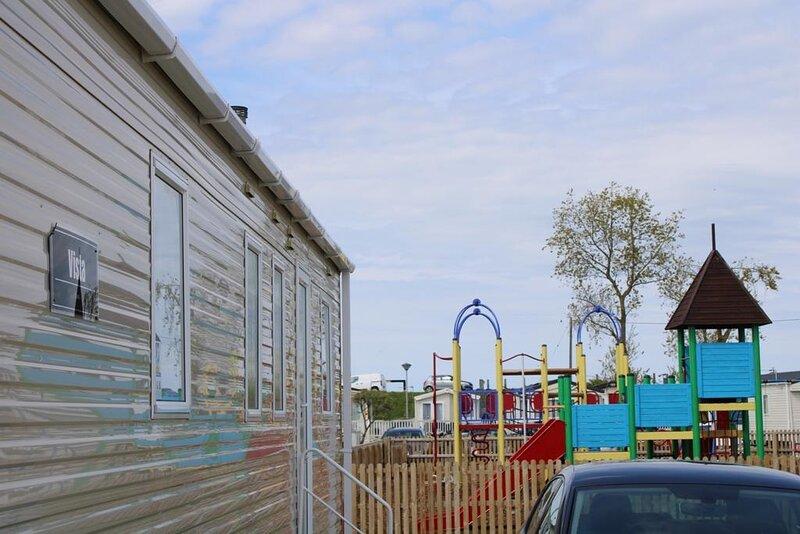 Oyster Bed at Alberta Holiday Park, Seasalter, aluguéis de temporada em Faversham