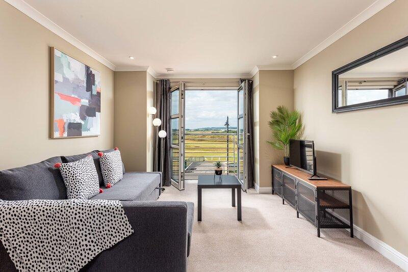 Old Prestwick View - Donnini Apartments, aluguéis de temporada em Prestwick