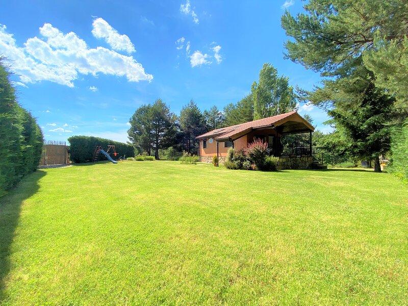 Casa Rural la Finca de Gredos, location de vacances à El Arenal