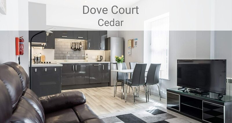 Cedar - Open plan living space