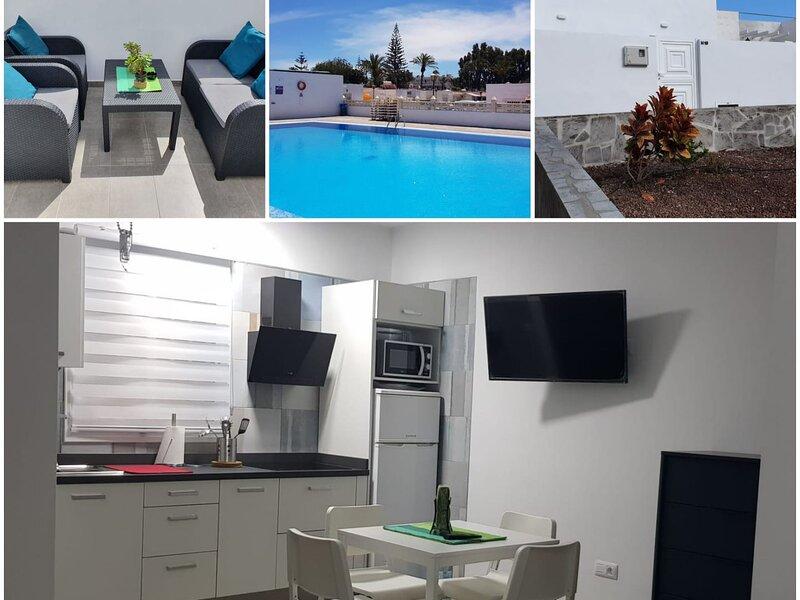 COZY APARTAMENT H10, holiday rental in Las Rosas