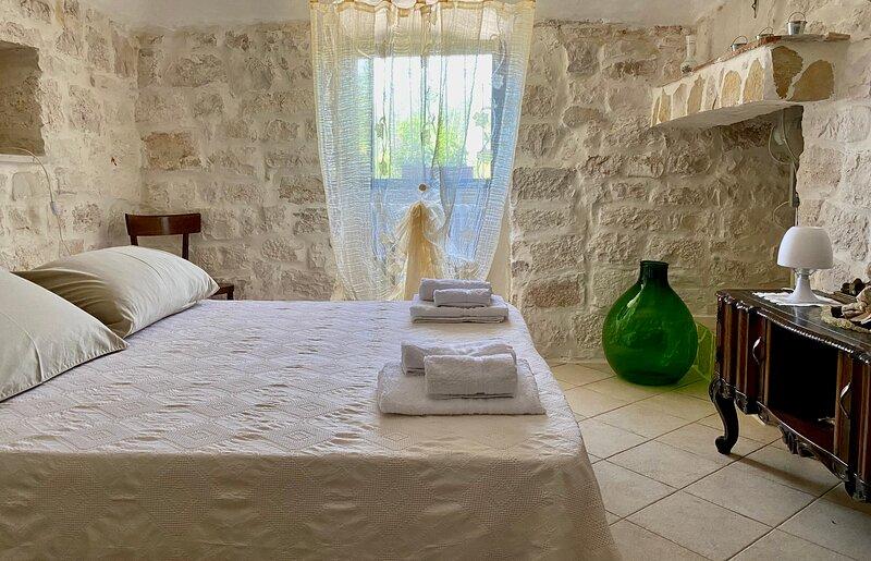 Trullo bello, holiday rental in Chiobbica