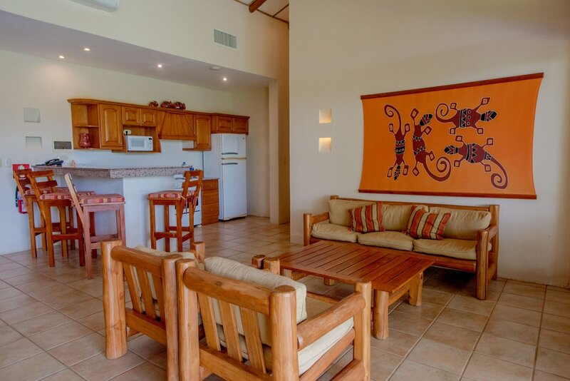 Ocean View 2BR Luxury Villa w Private Pool, alquiler vacacional en Punta Islita