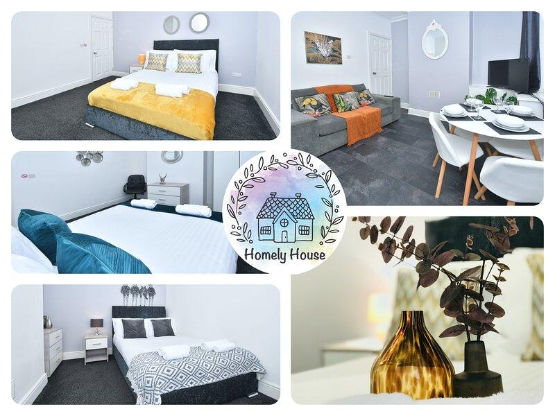 A perfect base for Alton Towers, Pegasus House!, location de vacances à Stoke-on-Trent