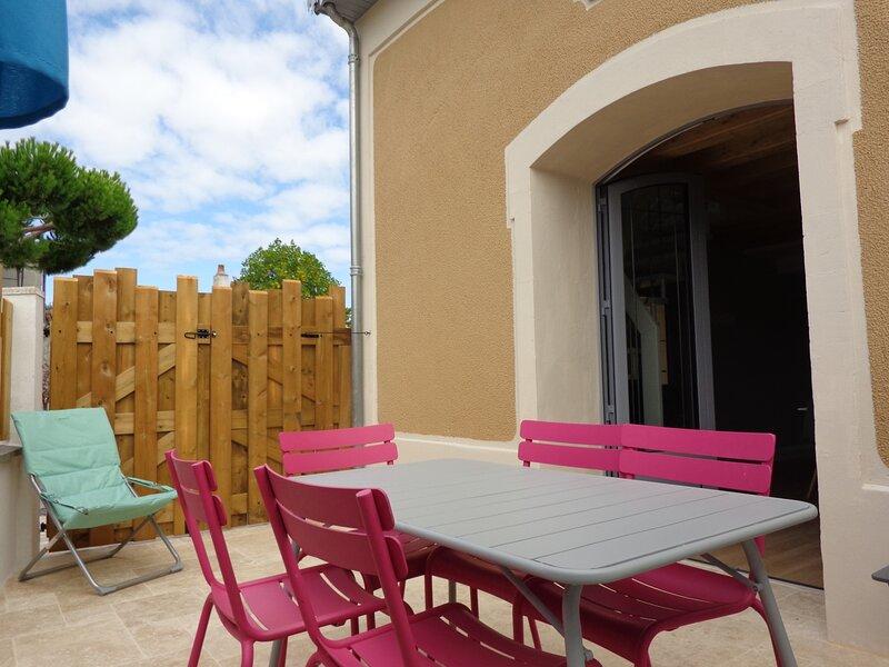 Location Maison Fouras, 3 pièces, 5 personnes, location de vacances à Yves