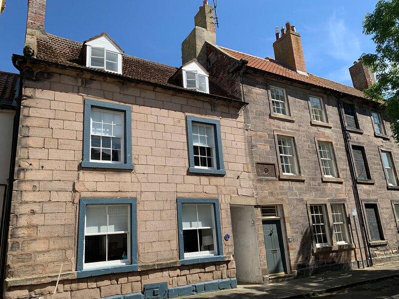 The Indigo House, Berwick-Upon-Tweed, holiday rental in Spittal