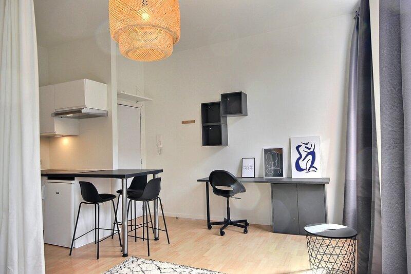 le joli studio - Studio, alquiler vacacional en Lieja