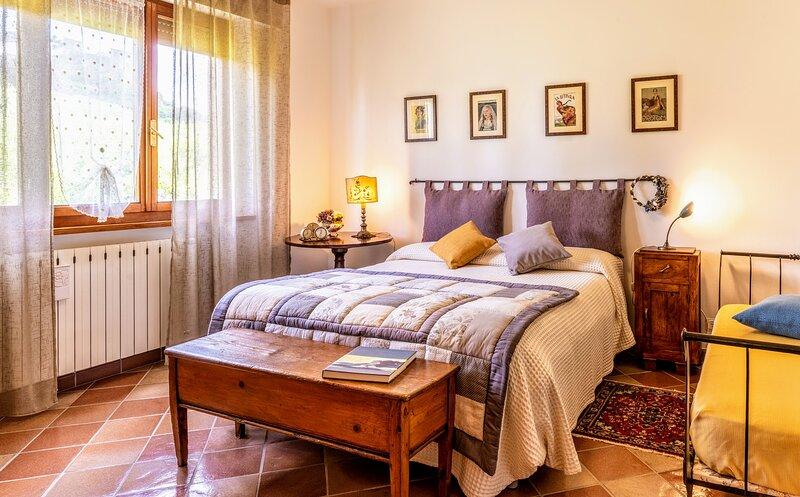 PoliFlora Pienza apartment, vakantiewoning in Monticchiello
