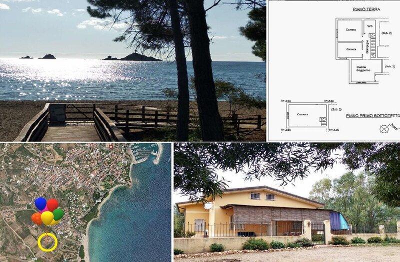 Casa Vacanze Relax,White - BaseCamp Ogliastra – semesterbostad i Province of Ogliastra