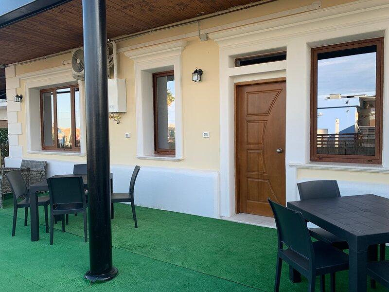 CASA VACANZE TRE ONDE APP. BLU, location de vacances à Province of Teramo