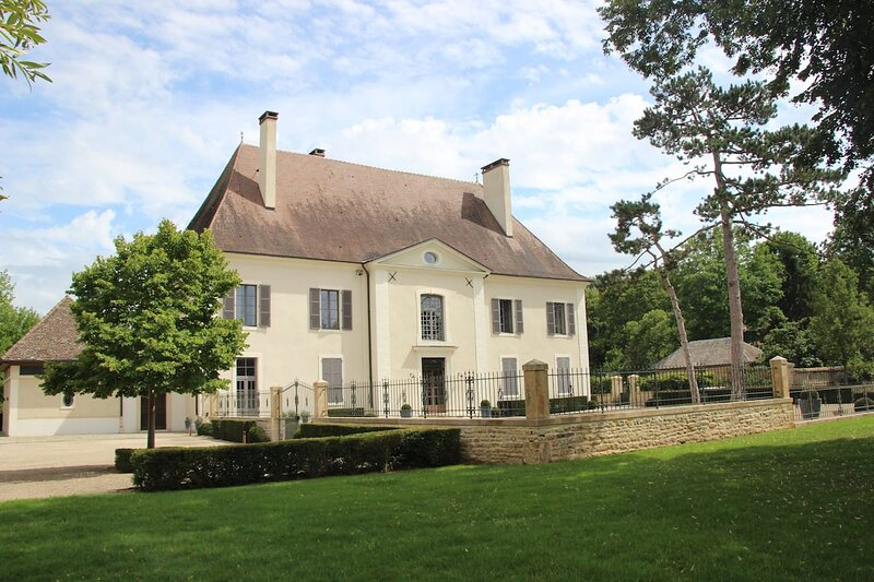 The Abbey of Maizieres, holiday rental in Saint-Martin-en-Bresse