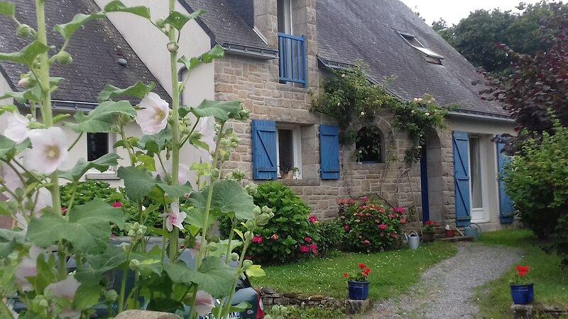 Amazing house with garden & terrace, casa vacanza a Ferel