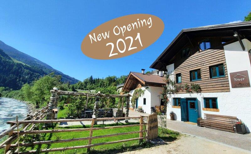 Chalet Passeier - RIVER, holiday rental in Tirolo / Dorf Tirol