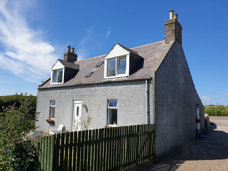 West Gallaton Farmhouse, holiday rental in Stonehaven