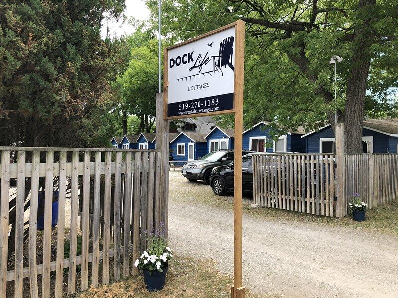 Dock Life - Cottage 1, alquiler vacacional en Stayner