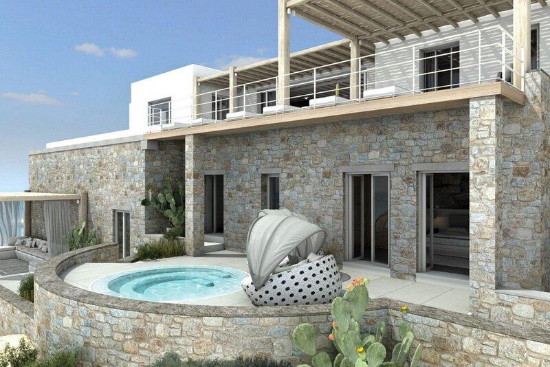 Villa Calypso, holiday rental in Psarou