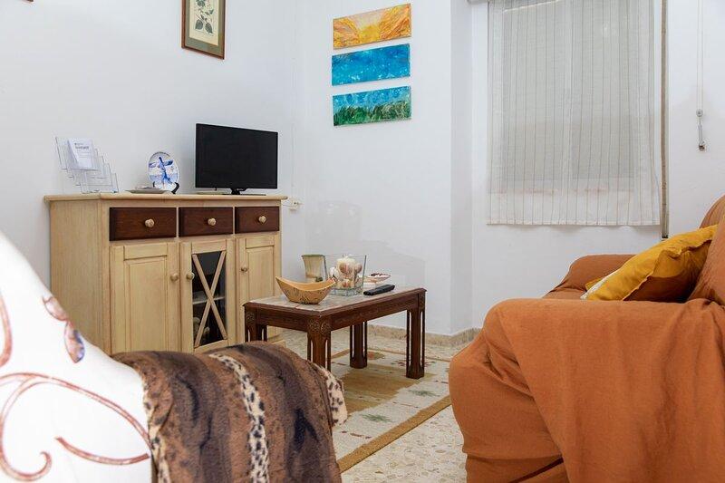 Piso puerto, holiday rental in Granxa