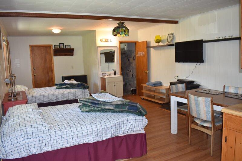 Promised Land Motel Room #5, location de vacances à Hemlock Farms