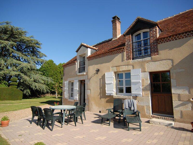 Gîte de la Touche, holiday rental in Rilly-sur-Loire