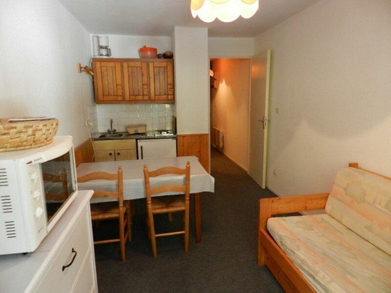 appartement résidence les séracs 2 – semesterbostad i Allevard