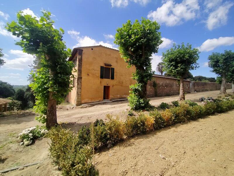 Casa Lucia is located within the grounds of the historic Villa Meleto, location de vacances à Castelfiorentino