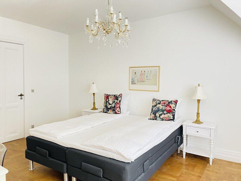 Adnana - Aalborg Mansion - Room 1, alquiler vacacional en Aalborg