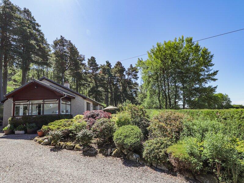 Culreach Lodge, Nethy Bridge, holiday rental in Grantown-on-Spey