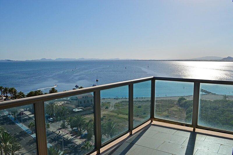 Atico exclusivo, location de vacances à La Manga del Mar Menor