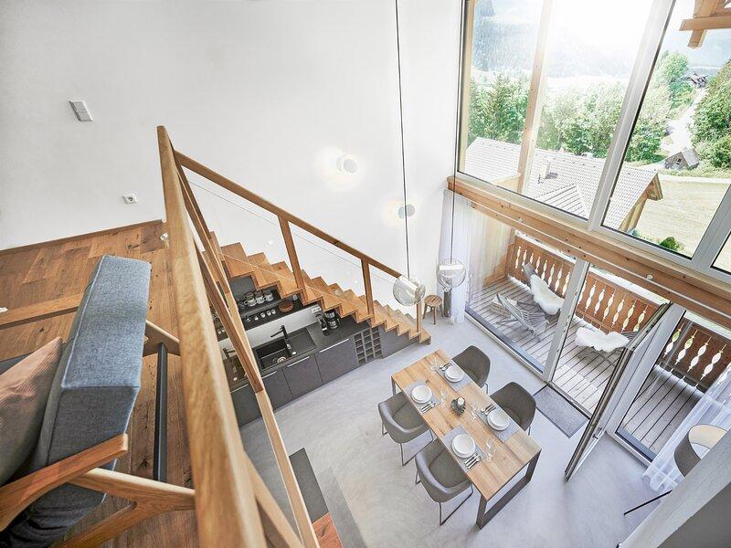 Penthouse Hechelstein 105, alquiler vacacional en Tauplitz