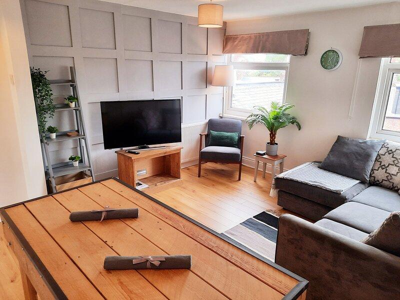 W2W Hosted Osborne Road Apartment, alquiler vacacional en Gosforth