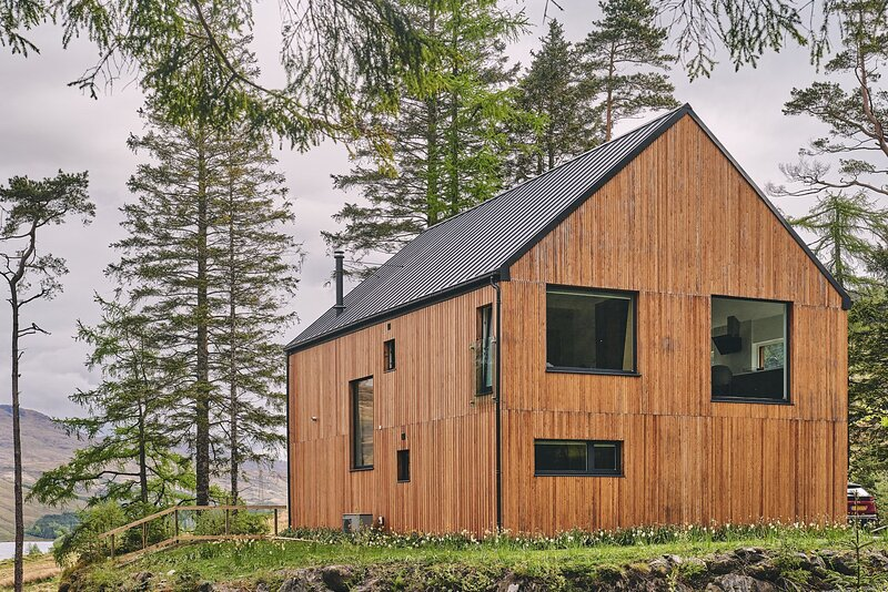 Stag Cabin, holiday rental in Tyndrum