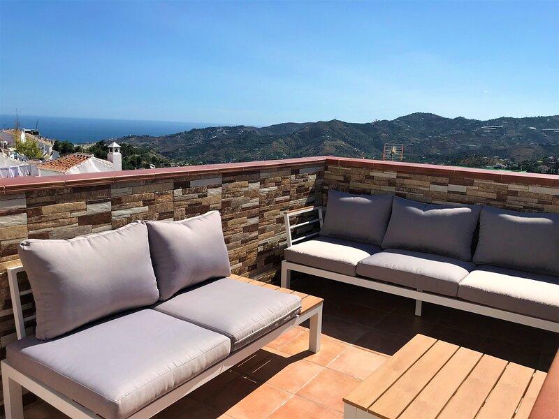 Leyre's House, alquiler de vacaciones en Frigiliana