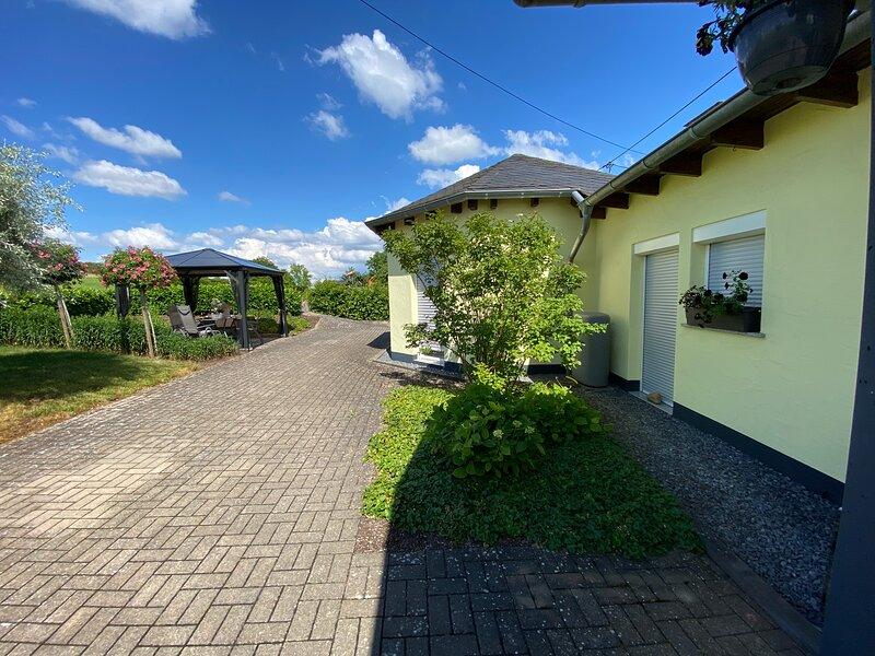 Ferienwohnung Saarschleifenblick, location de vacances à Losheim am See