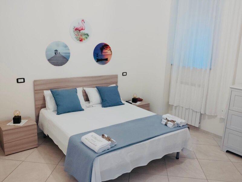 Tutti i comfort di un hotel con gli spazi di una casa, holiday rental in Castellammare Di Stabia