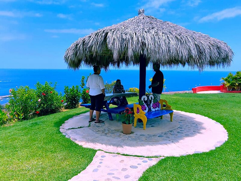 Incredible Retreat Property w/Temazcal 6 BR 12 guest, 2 pools, beautiful grounds, holiday rental in Cabo Corrientes