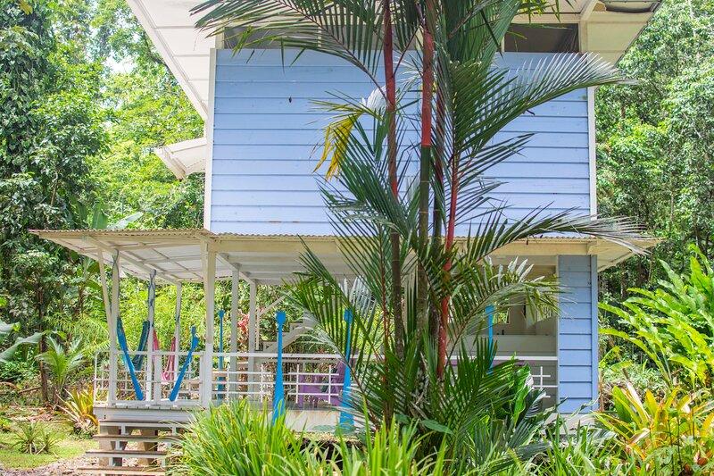 Casa Río at Jungle Dreamz, vakantiewoning in Manzanillo