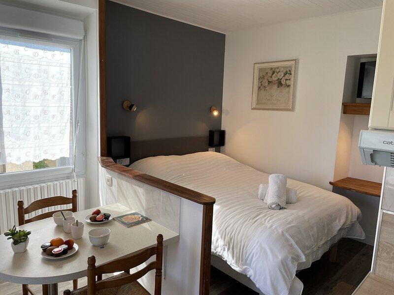 Ensoleillée, holiday rental in Drumettaz-Clarafond