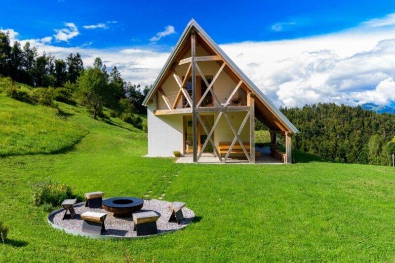 House On The Hill, location de vacances à Cerkno